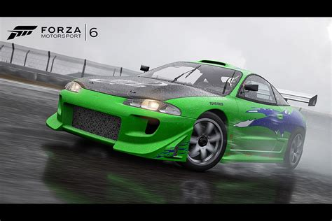 Forza Motorsport 6 mit Fast and Furious Car Pack - Bilder