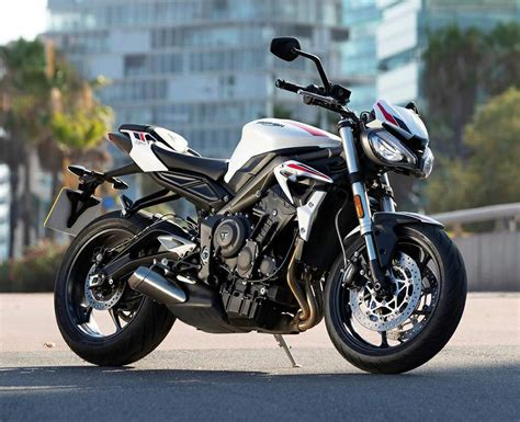 2020 Triumph Street Triple S / A2 technical specifications