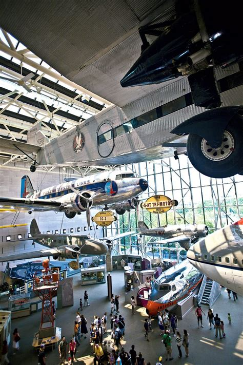 8 DC Museums You Have to Visit If You're a Science and