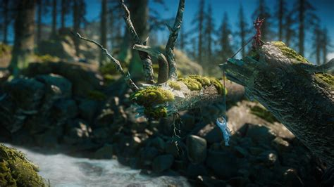Yarny Meets A Blue Friend For Unravel Two And It's Out Now