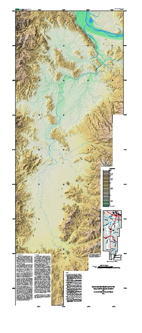 USGS Open-File Report 01-294: Shaded-Relief and Color