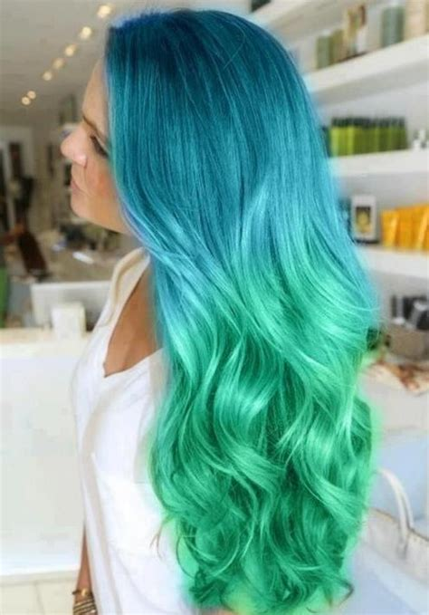 Trendy Hair Color: Ombre Long Hairstyles - PoPular Haircuts