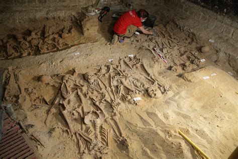 Great Plague In London Discovery: Yersinia Pestis DNA