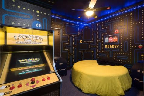 You'll Never Forget Your Stay At This Board Game Themed