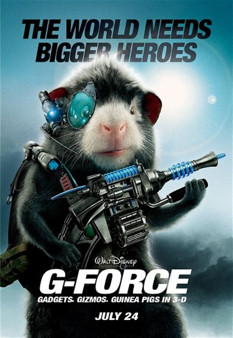G-Force (2009) (In Hindi) Full Movie Watch Online Free