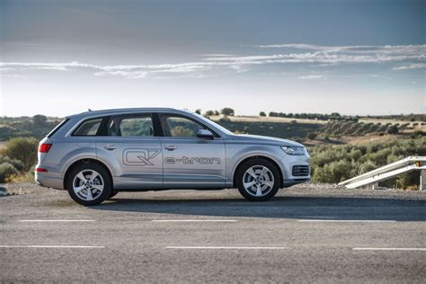 Audi Q7 e-tron locked in for January launch   GoAuto