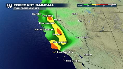 Flooding Potential for California Today and Tomorrow
