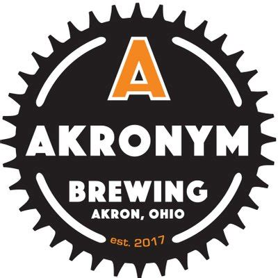 Akronym Brewing - Akron, OH - Untappd