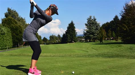 Michelle Wie Debuts New Kicks and Hairdo at Evian