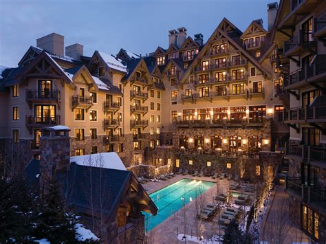 Vail- Most expensive winter resort United States - la