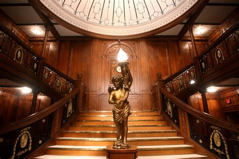 Titanic exhibition, awesome experience! - RosarioKnows