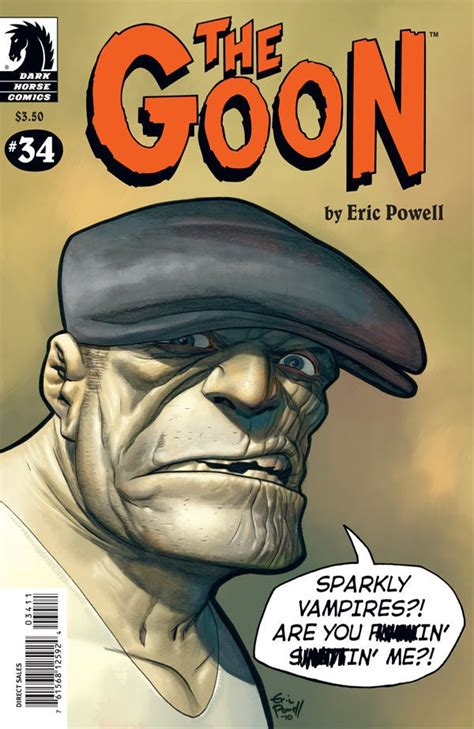The Goon #34 Review - IGN
