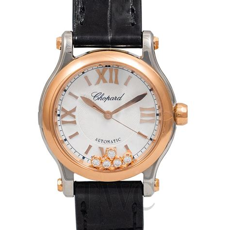 New Happy Sport Automatic Silver Dial Ladies Watch 278573
