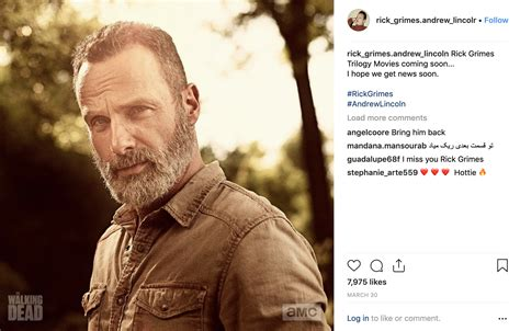 Gael Anderson Wiki: 4 Facts To Know About Andrew Lincoln's