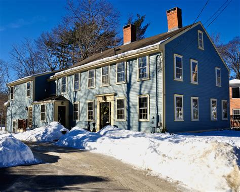 List of historic houses in Massachusetts - Wikiwand