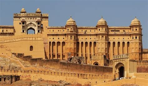 Amber Fort Jaipur - History, Architecture, Visit Timings