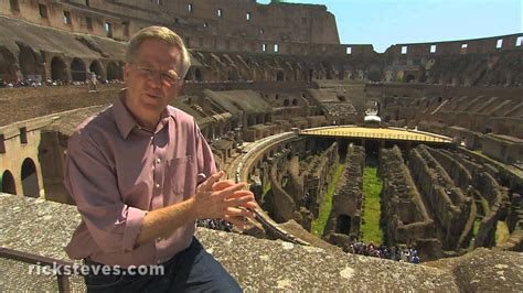 Rome, Italy: The Colosseum - YouTube
