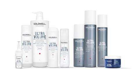 Goldwell Dualsenses and StyleSign on Packaging of the