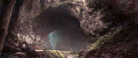 Natural Arches in the Movies