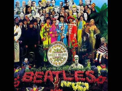 The Beatles- Fixing A Hole (Best Sound Quality!) - YouTube