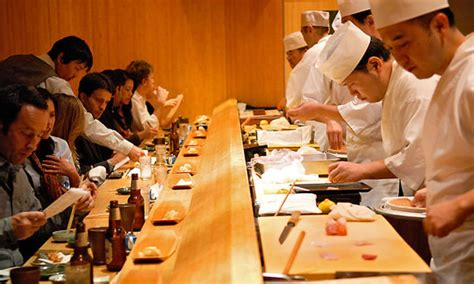 Let The Chef Decide: 10 Of The Best Omakase Menus In NYC