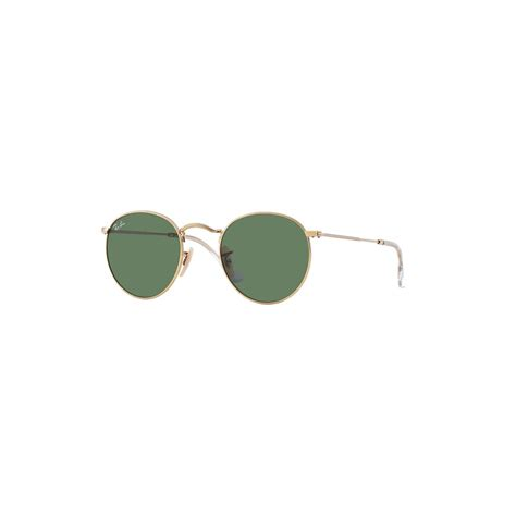 RAY-BAN Round Metal RB3447-001 GOLD