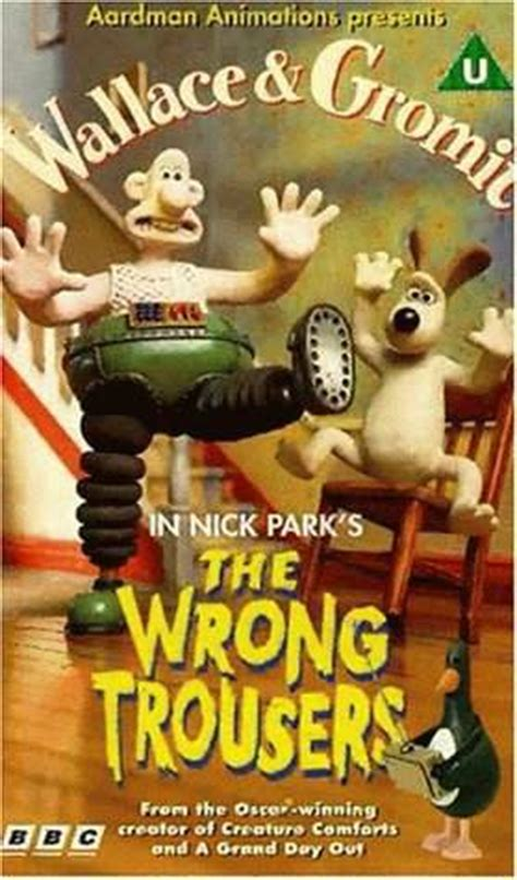 Watch Wallace & Gromit in The Wrong Trousers 1993 full