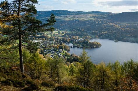 Drummond Hill and Black Rock, Kenmore (Walkhighlands)