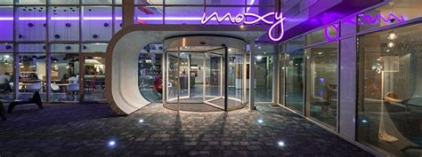 Marriott to open 11 Moxy hotels in Europe during the next