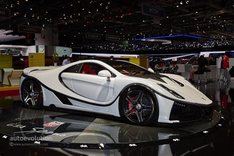 Spania GTA Brought Out Its Updated Supercar in Geneva: the