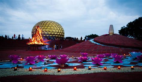 Interesting facts about Auroville - The City of Dawn