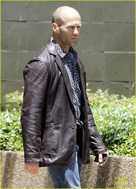 2015 Fast and the Furious 7 Jason Statham Jackets