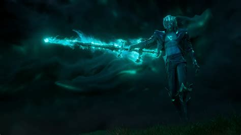League of Legends' new champion can possess any player he
