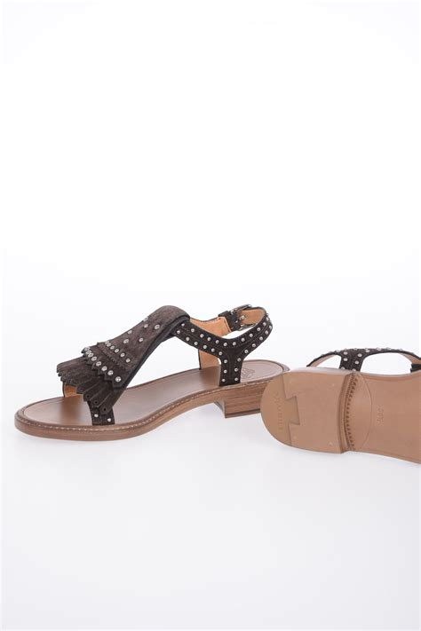 Church s Studded Suede Sandals women - Glamood Outlet