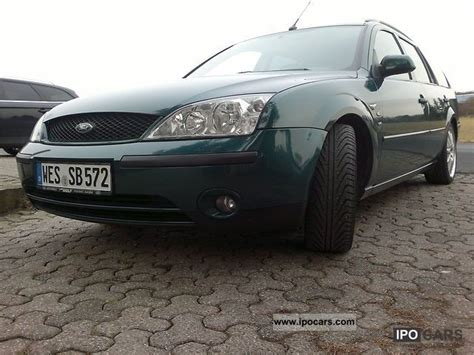 2001 Ford Mondeo 2