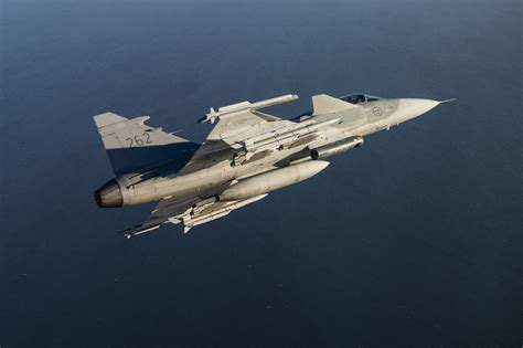 MBDA's Meteor enters service with the Swedish Air Force - MBDA