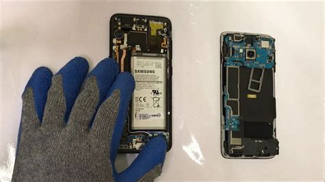 Samsung Galaxy S8 - How to Take Apart & Replace LCD Glass