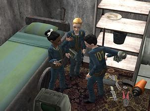 Mod The Sims - Fallout Vault 101 Child Suits