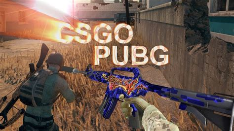 CSGO, a PUBG map! How to play Royale