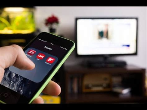 Transcode iPhone Videos to TV for playback Through NAS