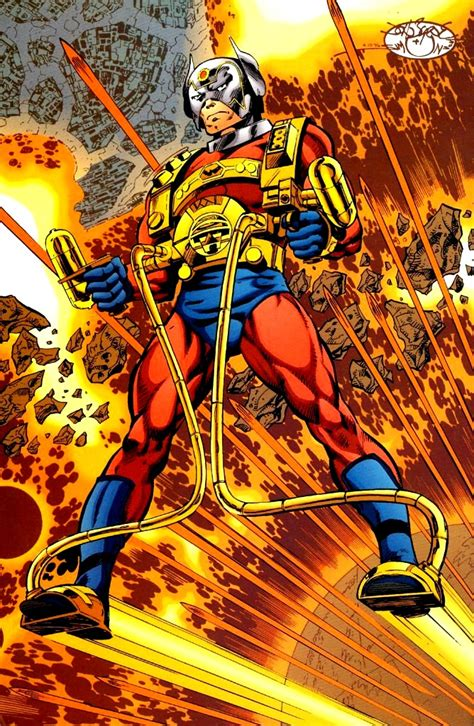 Orion (New Earth) - DC Comics Database
