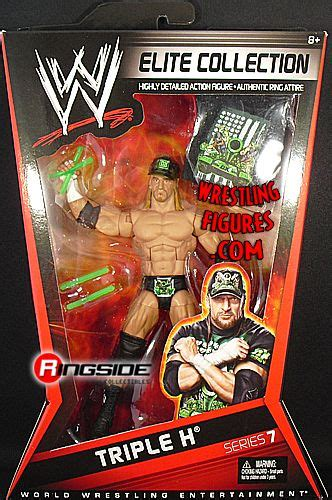 Triple H - WWE Elite 7 | Ringside Collectibles