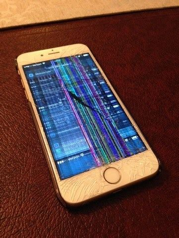 Nooo!!!! iPhone 6 Screen Cracked This Morning - Tokyo's