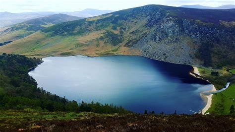 Lough Tay – Wicklow County Tourism