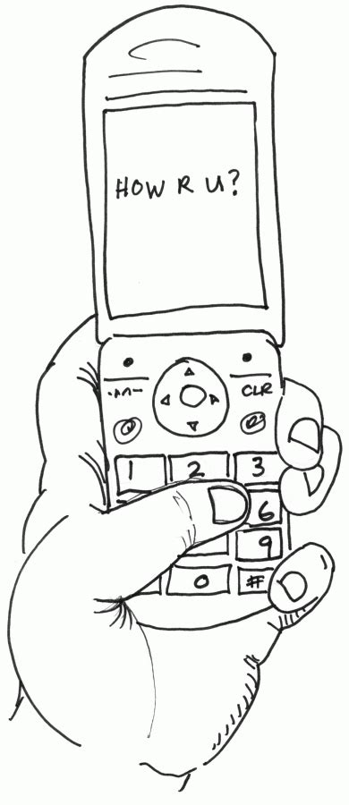 U R 2 cool: Texting shorthand much older than phones | The