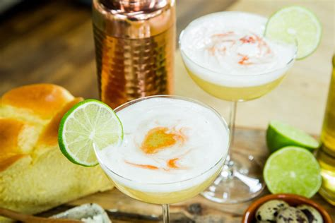 Pisco Sour Cocktail | Home & Family | Hallmark Channel