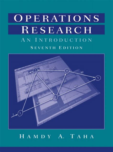Taha, Operations Research: An Introduction   Pearson