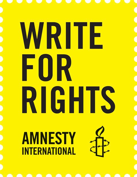 Write for Rights: Stand with Máxima Acuña on December 10th