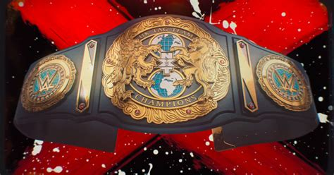 NXT UK unveils their Tag Team championship - Cageside Seats