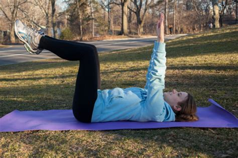 No Crick Crunches: Ab Exercises that Save Your Neck - Verily